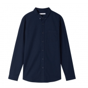 Meters bonwe 美特斯邦威 88723043 男士长袖衬衫 49元(需用券)