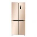Skyworth 创维 BCD-415WP 十字对开门冰箱 415L2299元