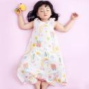 61预售:misslele 米乐鱼 婴儿背心纱布睡袋 低至104元(需定金20元,1日1点付尾款)¥104