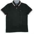4倍差价,TOMMY HILFIGER汤米·希尔费格 男士 纯棉短袖Polo衫Prime凑单直邮到手209元(京东890元)