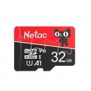 Netac 朗科 microSDHC A1 UHS-I U1 TF存储卡 32GB 天猫联名 18.9元包邮¥19