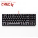 noppoo CHOC 87键 机械键盘 noppoo青轴 99元包邮(需用券)¥99