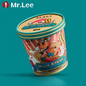 Mr.Lee 李先生 重庆速食酸辣粉 6桶 14.9元包邮(需用券)