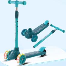 Platube 儿童滑板车 尼龙底板脚踏滑行车