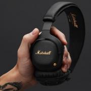 Marshall 马歇尔 MID ANC 头戴式主动降噪蓝牙耳机