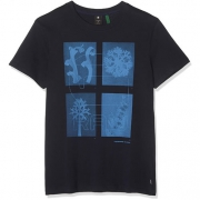 G-Star Raw 男士短袖T恤