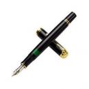Pelikan 百利金 帝王Soveran M400 14K钢笔 F尖 绿条1276.3元