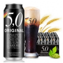 5.0 ORIGINAL 黑啤啤酒 24听 普通装82.4元