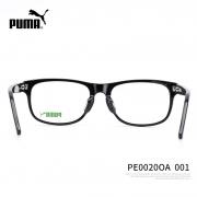 PPuma 彪马 PU0020OA 近视眼镜架 +赠欧拿1.61防蓝光镜片179元包邮(需用券)