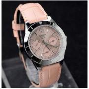 CASIO 卡西欧 指针系列 LTP-2069L-4A 女士时装腕表 *2件