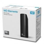 Western Digital 西部数据 Elements 桌面硬盘 14TB1598.56元