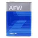 AISIN 爱信 AFW 自动变速箱油更换套餐 12L+工时 AFW 5速及以下586.4元
