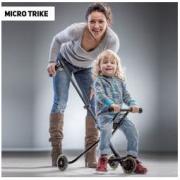 micro 米高 trike 驰克 婴儿手推车 经典白507.84元