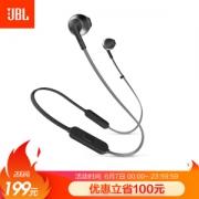 JBL 杰宝 TUNE205BT 蓝牙运动耳机199元包邮