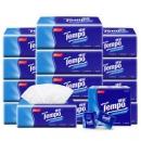 得宝 Tempo /纸巾软抽纸 无味4层90抽12包餐巾纸面巾纸德宝母婴可用44.9元