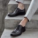 J.ZAO 京东京造 男士商务正装德比鞋 +凑单品 178.51元包邮(需用券)¥179