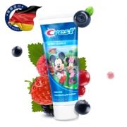 Crest 佳洁士 阶段型儿童牙膏 浆果味 90g *11件73.4元(需用券,合6.68元/件)