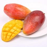 广西贵妃芒果净重5斤新鲜应季水果芒果坏果包赔热带水果12.9元