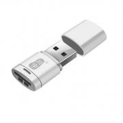 Kawau 川宇 USB2.0 TF/SD卡读卡器