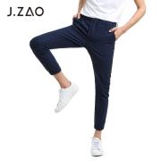 J.ZAO 京东京造  男士天丝(莱赛尔纤维)弹力束脚休闲裤