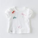 dave&bella 戴维贝拉 女童短袖T恤 低至59.8元¥60