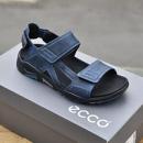 黄景瑜同款,ECCO 爱步 男士牦牛皮凉鞋 880614prime会员直邮到手350元(天猫906元)