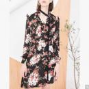 Lily 118120C7651 印花连衣裙 99元包邮(需用券)¥99