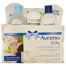 Aveeno Baby Gift Set 日常洗护套装