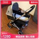 elittile 高景观婴儿推车1280元包邮