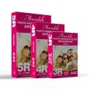 Mandik 曼蒂克 A4打印纸 100张+6寸相纸1张 2.8元包邮(需用券)¥3