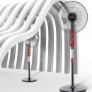 GREE 格力 FD-4010-WG 五叶风扇/家用落地扇/立式电扇/电风扇
