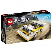 88VIP:LEGO 乐高 赛车系列 76897 1985奥迪Sport Quattro S1 *2件 226.58元包邮包税(需用券,合113.29元/件)¥227