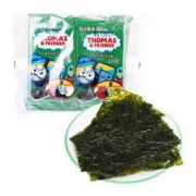 Thomas & Friends 托马斯&朋友 零食儿童海苔片 21g *10件109元(合10.9元/件)