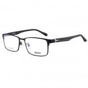 CONSLIVE 康视顿 纯钛商务大框眼镜架V8951+1.60防蓝光镜片 125元包邮(需用券)¥125