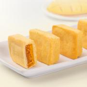 4口味可选,徐福记 水果夹心酥 184gx3袋