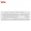 iKBC C104 机械键盘(Cherry黑轴、白色)273元包邮(需用券)