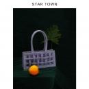 STAR TOWN 繁星小镇 XL9872 女士单肩法棍包 279元包邮¥279