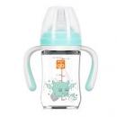 gb 好孩子 仿母乳质感宽口径婴儿奶瓶 180ml低至32.5元