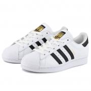 adidas 阿迪达斯 三叶草 SUPERSTAR EG4958 贝壳头 男女款经典运动鞋 EG4958 799元包邮