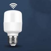 国际电工 人体感应灯泡