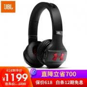 JBL UA Sport Wireless Train 头戴式 蓝牙耳机