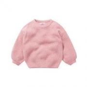 Mini Balabala 迷你巴拉巴拉 儿童廓形毛衣57.55元