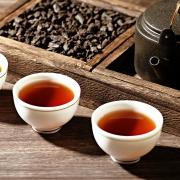宝才 茶化石云南普洱茶熟茶 120g罐 19.9元包邮(需用券)¥20