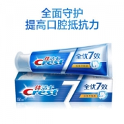 Crest 佳洁士 强健牙釉质牙膏 180g *3件28.2元(合9.4元/件)