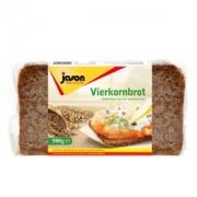 京东PLUS会员: jason 捷森 四种谷物面包 全麦粗粮 500g*7件70.1元(双重优惠,合10.01元/件)