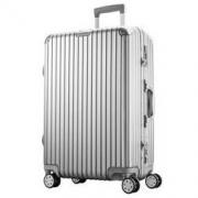 SWISSMOBILITY 瑞动 铝框拉杆箱 MT-5083-23T00 银色 24英寸