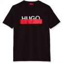 2倍以上差价:HUGO Hugo Boss 雨果·博斯 男士印花T恤 Dolive193直邮到手246.03元(天猫600元起)