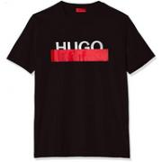 2倍以上差价:HUGO Hugo Boss 雨果·博斯 男士印花T恤 Dolive193