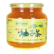KOREA NONGHYUP 韩国农协 蜂蜜柚子茶 1kg *8件269.2元(合33.65元/件)