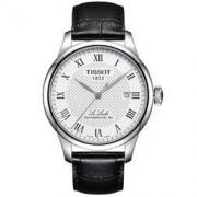 16日10点:TISSOT 天梭 T006.407.16.053.00 男士机械腕表